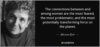 TOP 25 QUOTES BY ADRIENNE RICH (of 231) | A-Z Quotes via Relatably.com