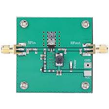 Output 5.0W <b>7.2V Power</b> RF Amplifier <b>Power</b> Amplifier <b>Remote</b> ...