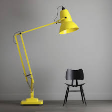 Large Size Of Yellow Nursery Floor Lamp Design Idea Unique Yellow Metal Painted Arch  P