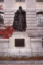 anne hutchinson penny colman official site one of my first pilgrimages to a historic women s landmark was to the statue of anne marbury hutchinson located in front of the state house in boston
