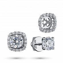 <b>Серьги</b> с <b>бриллиантами</b> – купить в Москве по недорогой цене в ...