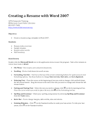 create     Resume Experts