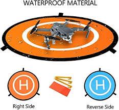 Universal Fast-<b>fold</b> Portable <b>Foldable Waterproof</b> Drone Landing ...