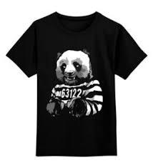 """<b>Детские футболки</b> c прикольными принтами """"мишка"""" - <b>Printio</b>"""
