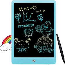 FLUESTON LCD Writing Tablet 10 Inch Drawing Pad ... - Amazon.com