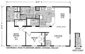 x double wide homes floor plans   Modern Modular Homesmall double wide mobile home floor plans