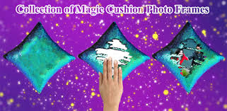 Приложения в Google Play – Фоторамки Sequin <b>Magic</b> Cushion ...