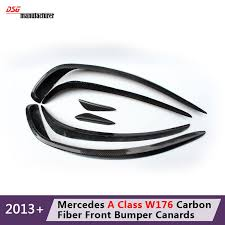 Find More <b>Front</b> Skirt Information about Mercedes <b>W176 carbon fiber</b> ...