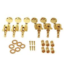 Wholesale- Electric Guitar String Tuning Pegs Locking Tuners Keys ...