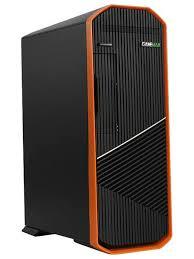 <b>Корпус GameMax S702 O</b> 300W - Чижик