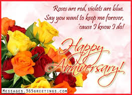 Wedding Anniversary Wishes, Messages and Wedding Anniversary ... via Relatably.com