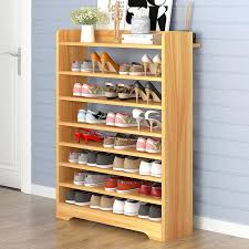Simple household shoe cabinet Economic type multilayer small ...