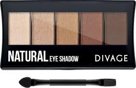 Divage Палетка <b>Теней Для Век</b> Palettes <b>Eye</b> Shadow - Тон Natural ...