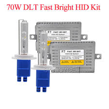 Online Shop 12V 70W DLT F7 Fast Bright HID Ballast Kit <b>Car</b> ...