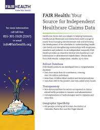 about fh fair health inc for answers to questions about fair health contact us