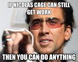 Motivational Actor memes | quickmeme via Relatably.com