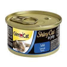 <b>Gimborn GimCat</b> ShinyCat влажный корм для кошек из тунца - 70 г ...