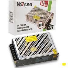 <b>Драйвер LED 120w 12v</b>. (71466 ND-P-IP20)