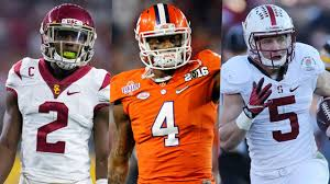 young players gaining valuable experience should help down the road mock draft roundup 8 0 a versatile playmaking cb enters mix for chiefs