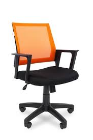 Офисное <b>кресло Русские кресла</b> РК 15 Оранжевая сетка