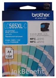 <b>Картридж Brother LC565XLC</b> — купить по выгодной цене на ...