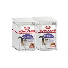<b>Royal Canin</b> Sterilised <b>пауч</b> для кастрированных котов и ...