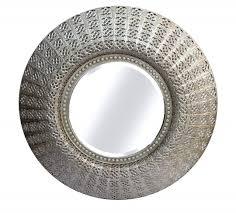 mirror wall decor circle panel: round mirror wall decor home design ideas