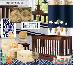 <b>Baby</b> Boy Nursery Mood <b>Board</b>