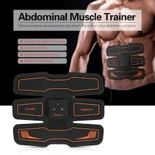 <b>Abdominal Muscle</b> Trainer Body Massager Patch Fitness <b>Toner</b> ...