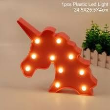 <b>3D Unicorn LED</b> Lamp in 2019   Halloween 2019 ideas   Christmas ...