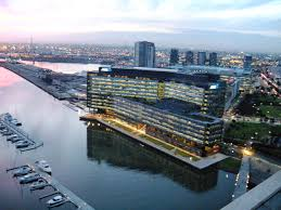 anz centre victoria harbour anz office melbourne