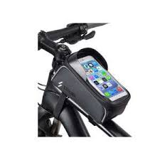 Johiux <b>Bike</b> Frame <b>Bag Waterproof Bike Bag Handlebar Bag</b> with ...