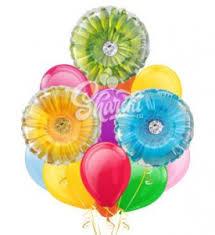 Купить <b>воздушные шарики</b> с доставкой по Москве по низким ценам