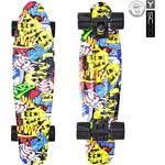 """Купить <b>Скейтборд RT 401G-С Fishskateboard</b> Print 22"""" винил 56 ..."""