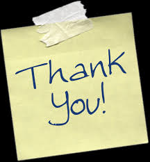 Image result for thank you to our staff & customers