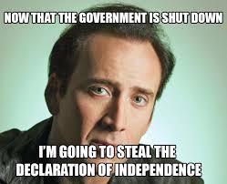 2013 U.S. Government Shutdown | Know Your Meme via Relatably.com