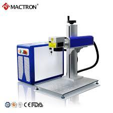 China <b>Low Price</b> 20W <b>Portable</b> Fiber <b>Laser</b> Marking Machine for ...