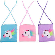 <b>New 4colors Unicorn</b> Kids Shoulder Coin Bag Baby Girls Mini ...