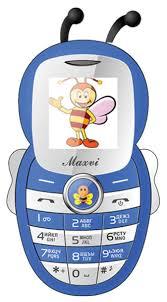 мобильный <b>телефон Maxvi</b> J8 blue по самой выгодной цене ...