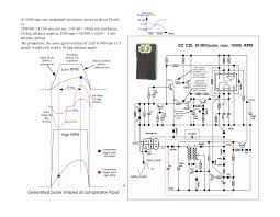 dc cdi schematic updated techy at day blogger at noon and a annotation courtesy of mr robert long