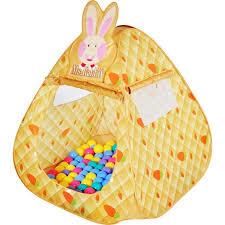 <b>Игровая палатка Ching Ching Кролик</b>+100 шаров CBH-12