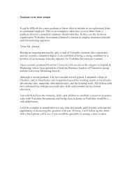 recent graduate cover letter resume badak new graduate cover letter samples