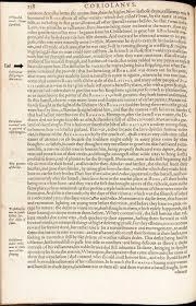 shakespeare s r s politics and ethics in julius caesar and image of the life of caius martius coriolanus