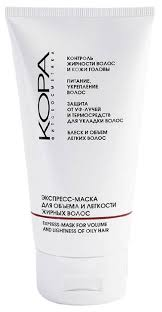 Kora Экспресс-<b>маска для объема</b> и легкости жирных волос ...