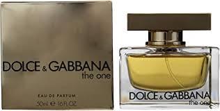 <b>Dolce & Gabbana The One</b> Eau de Parfum Spray for <b>Women</b> 50 ml ...