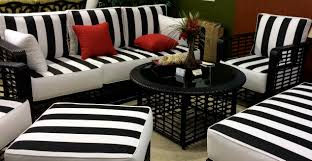furniture indoor outdoor black and white lake gaston black and white patio furniture