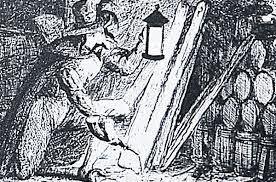 Resultado de imagen para Guy Fawkes hanged