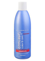 <b>Шампунь для окрашенных волос</b> Shampoo for colored hair 300 мл ...