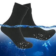 RANDY SUN 100% Waterproof Socks, Unisex Hiking <b>Wading</b> Trail ...