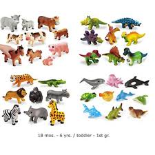 Soft & Squeezy <b>Animals</b> - <b>Complete</b> Set